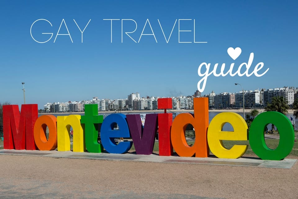 gay montevideo guide 2019 the best gay bars clubs hotels and map