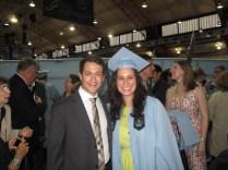 May, NYC, Columbia Grad School