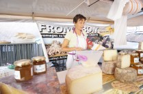My favorite cheesemonger