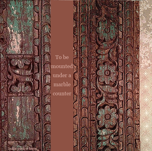 Carved-Wood-Door-Frame-from-India