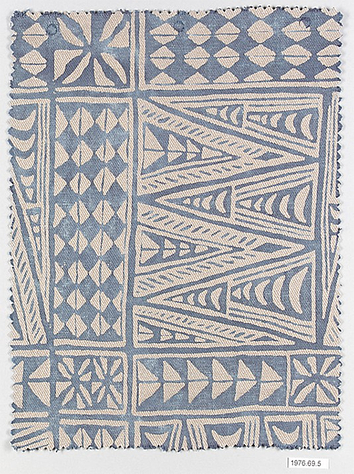 Fortuny Fabric at The Metropolitan Museum of Art