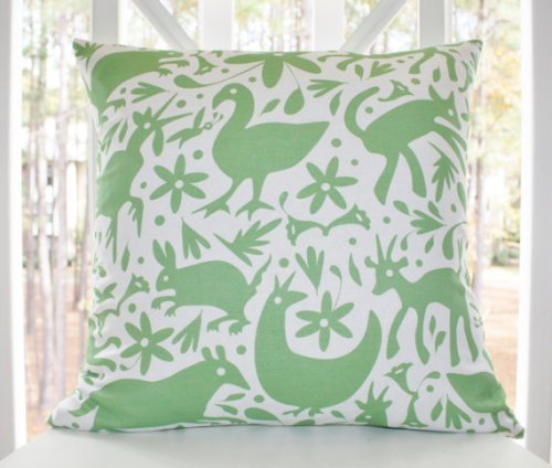 Otomi Pillow Printed Pattern from MotifPillows on Etsy
