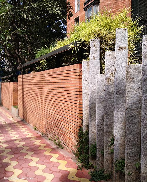 Bangalore Bamboo Scene