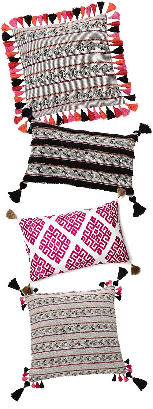 One Kings Lane Pillows