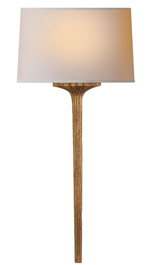 Strie Wall Sconce at Circa Lighting