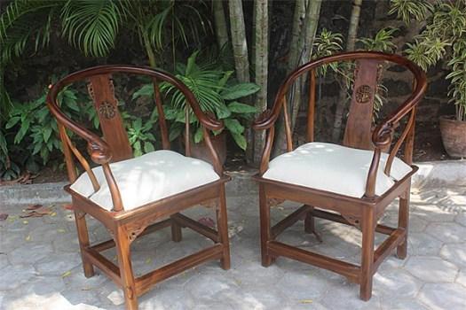 Chinese Chairs at Timber Teak in Chennai