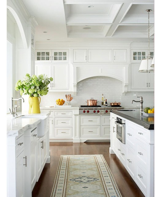 Rugs in Kitchens - Better Homes and Gardens