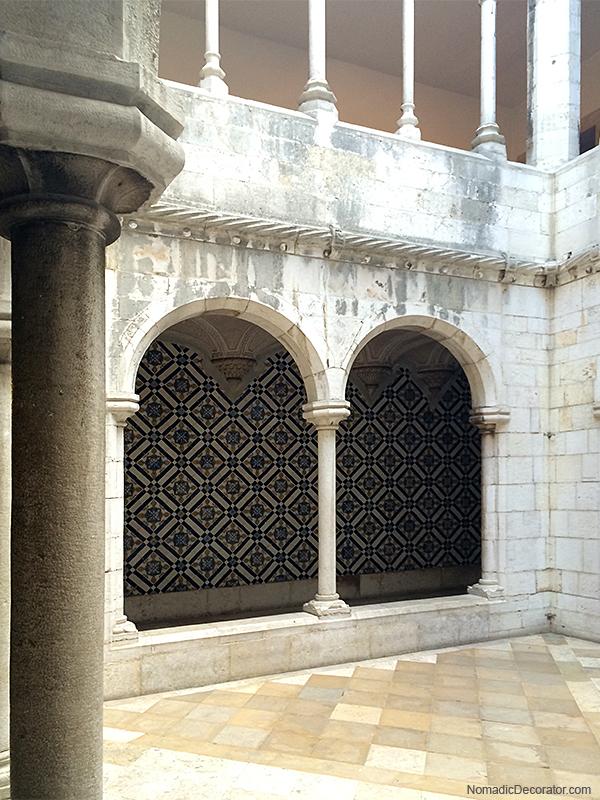 Portuguese Tile Wonders Of The National Tile Museum Lisbon