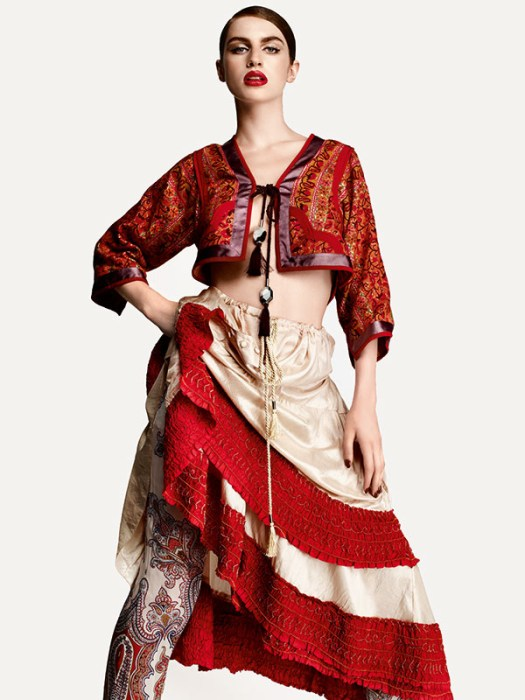 ETRO and Indian Textiles