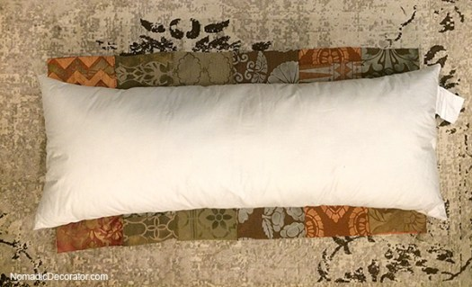 Rectangular Bolster Pillow