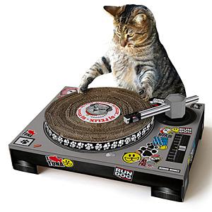 DJ Scratching Pad