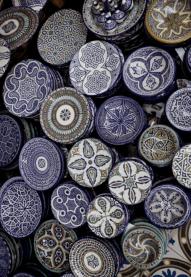 Essaouira ceramic 1