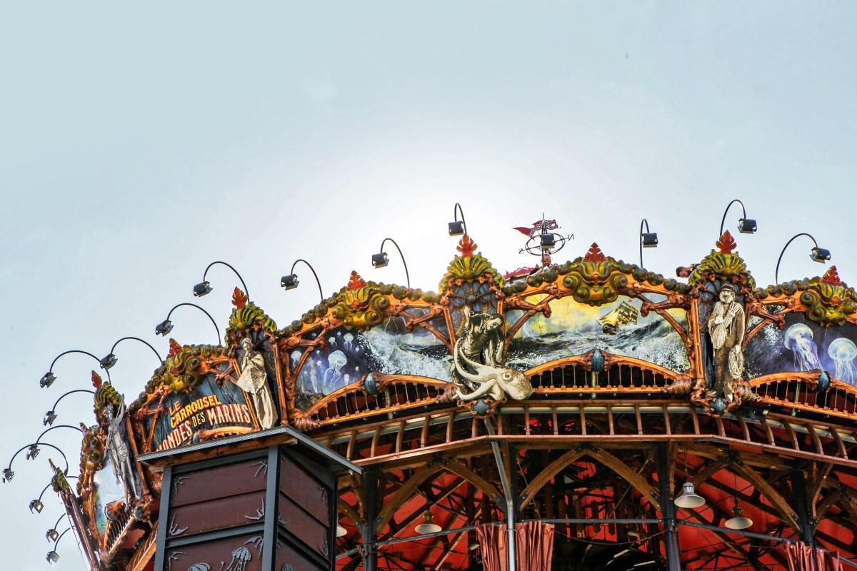 Nantes Les Machines de L'Ile