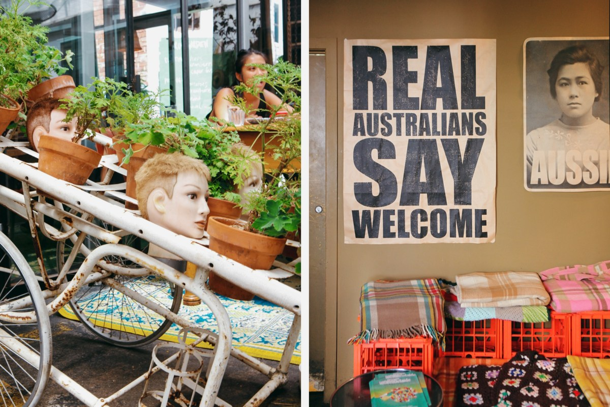 Nomadic Fare in Melbourne, Australia
