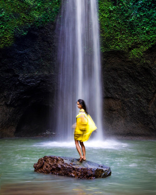 Wearing Quarzia, Tegalalang Rice Terraces, Ubud, Bali