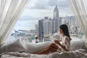 Island Shangri-La, Hong Kong
