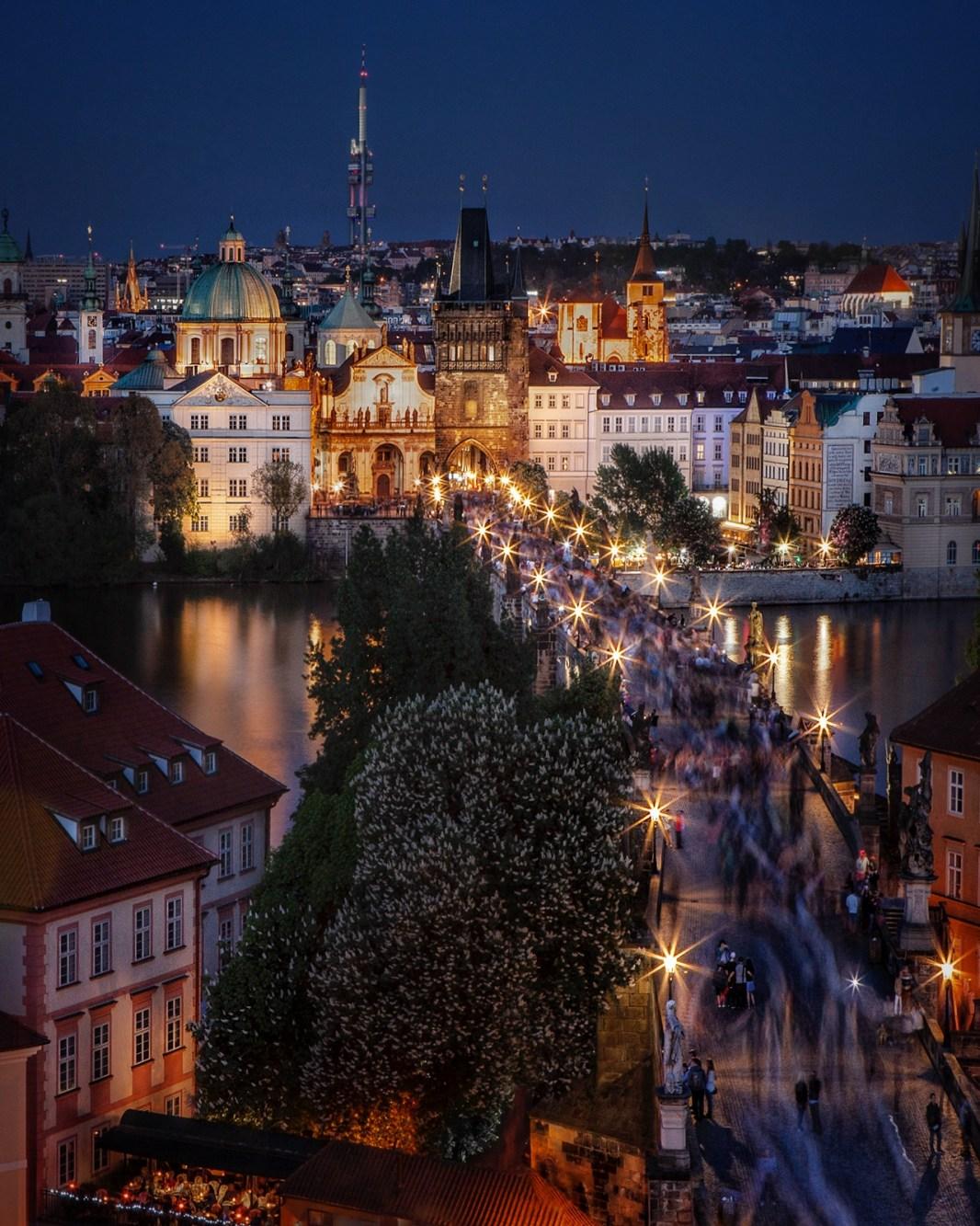 Nomadic Fare in Augustine Prague Czech Republic