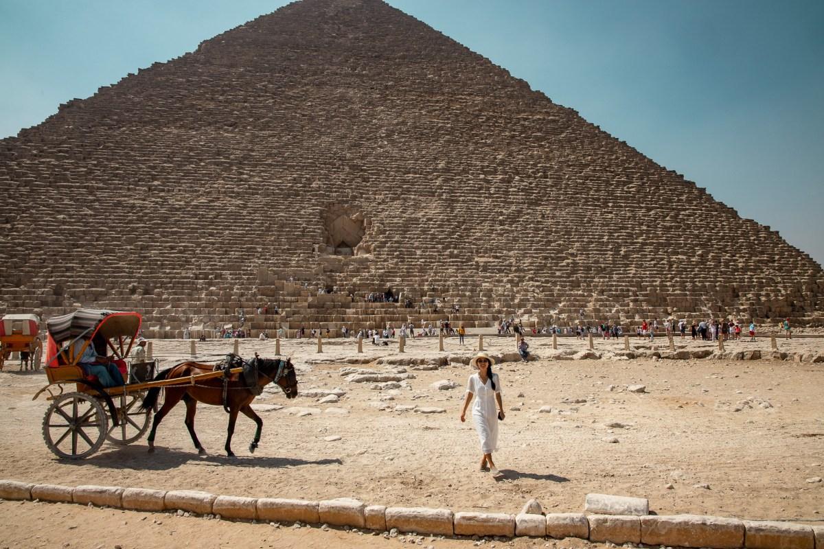 Nomadic Fare in Egypt