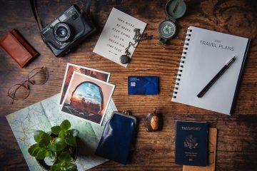 Nomadic Fare and Chase Sapphire Preferred® Credit Card