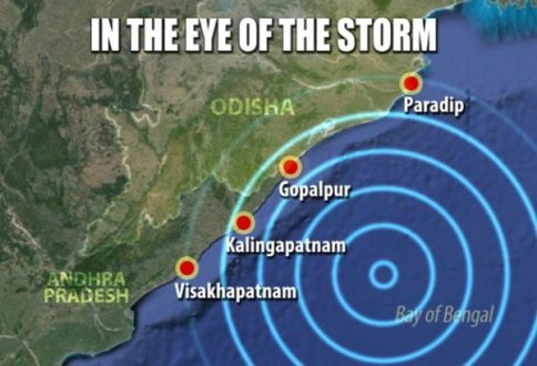 The Legend of Phailin