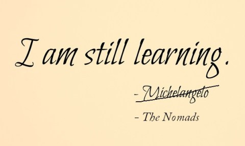 Learning - Michelangelo