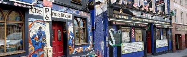 Twin Pubs, Cork City