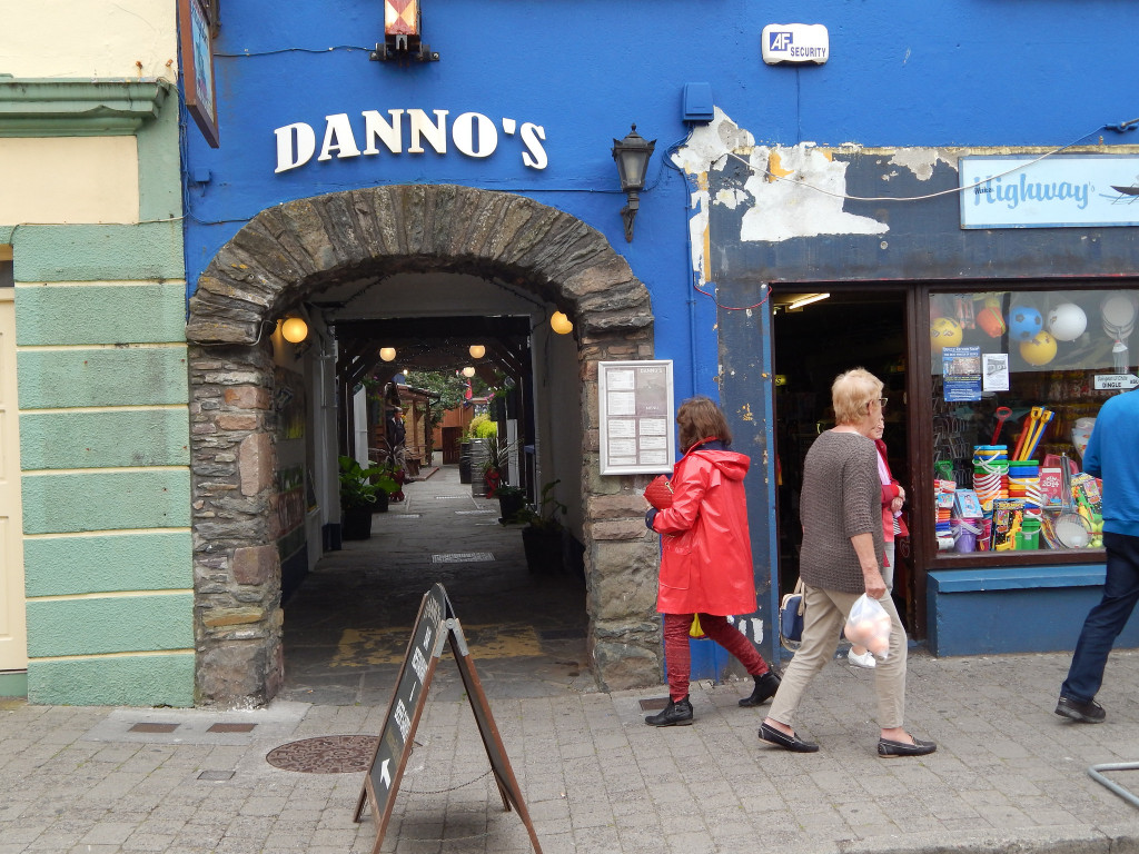 Danno's Restaurant, Dingle