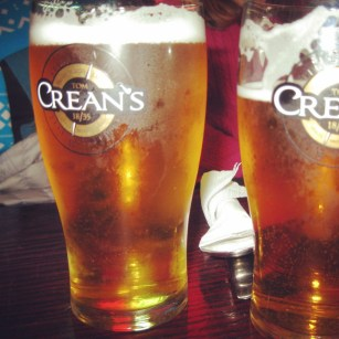 tom crean's lager