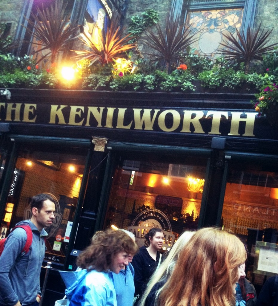 The Kenilworth, Edinburgh