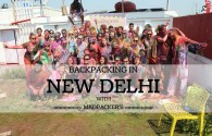 The Best Backpacker Hostel in India — Madpacker's, Delhi