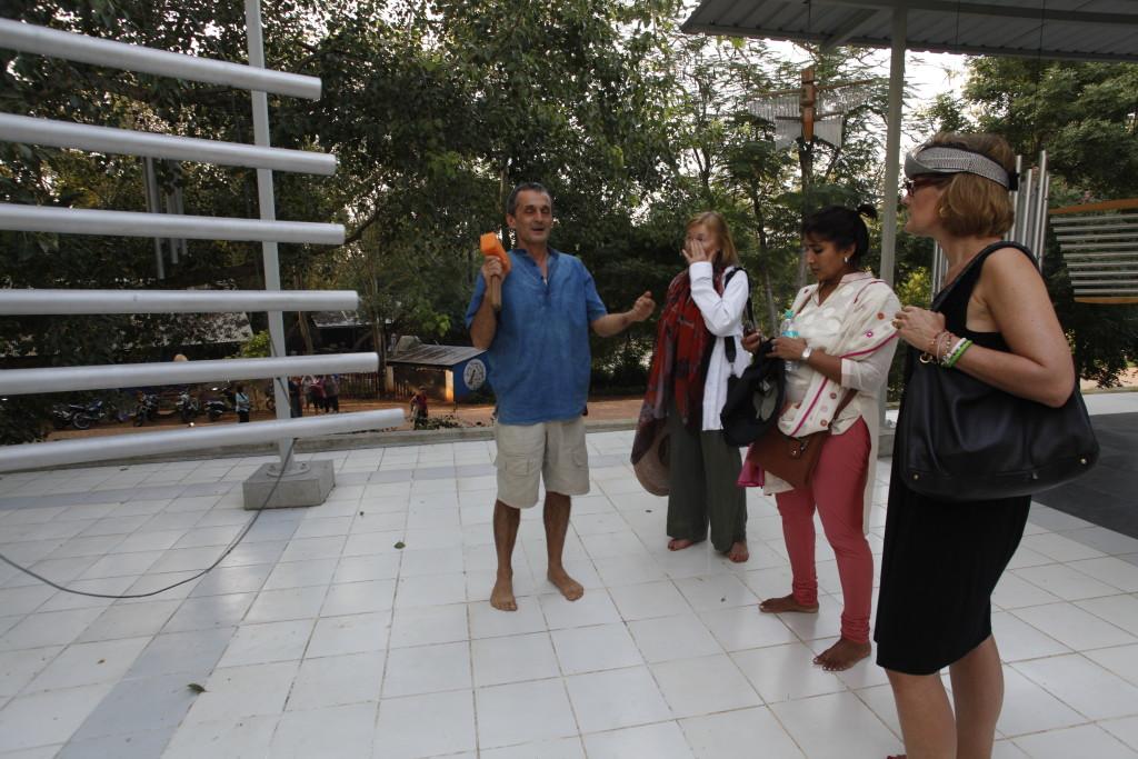 Svaram, Auroville