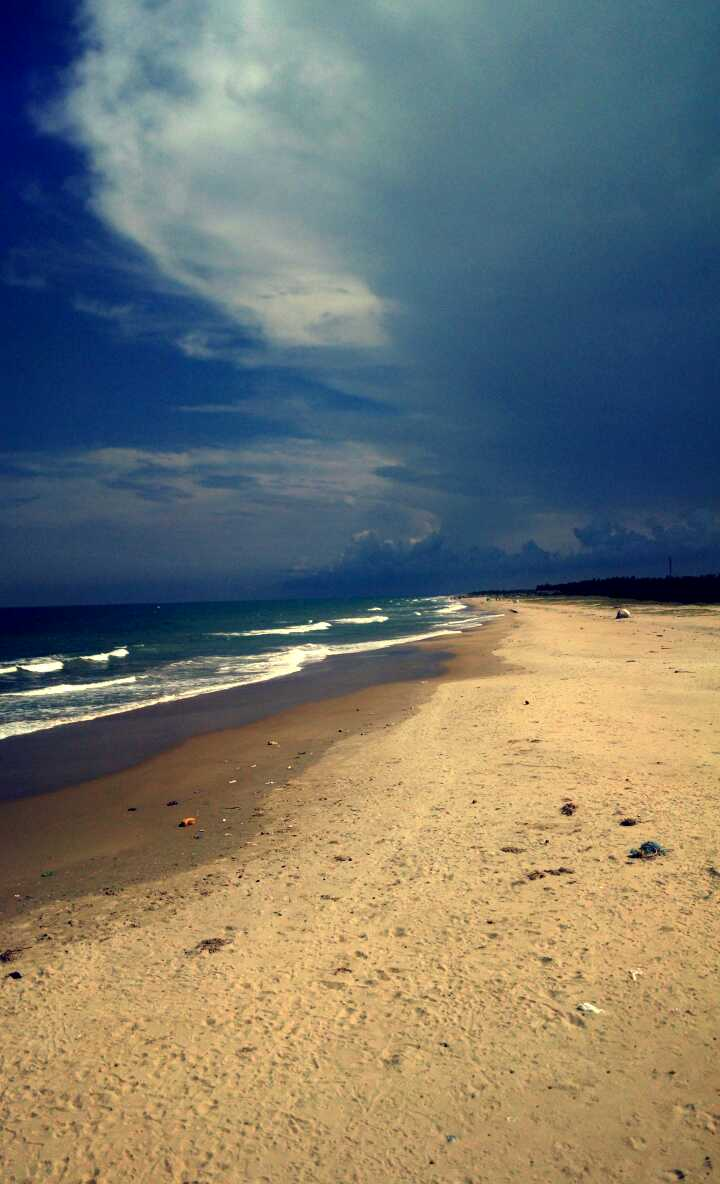 Veerampattinam Beach