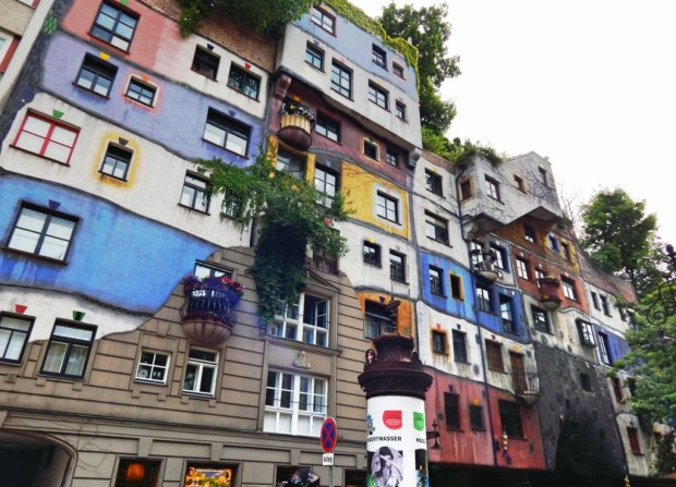 what to do in vienna - hundertwasser house
