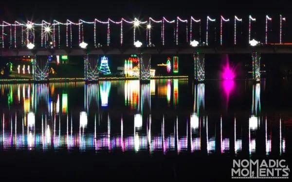 Cane Bridge in Natchitoches, Louisiana.