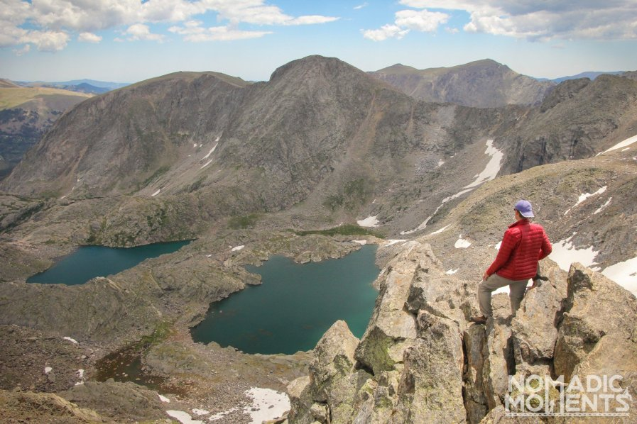 The views from the top of Mount Ida make it one of the best trails in Rocky Mountain National Park.