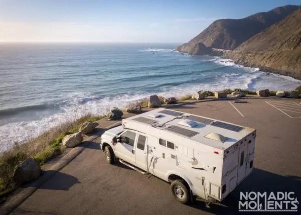 Solar System California Coast