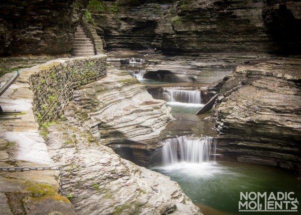 Glen Creek central cascades.