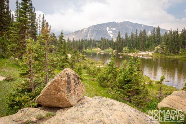 Hiking Lion Lakes #1