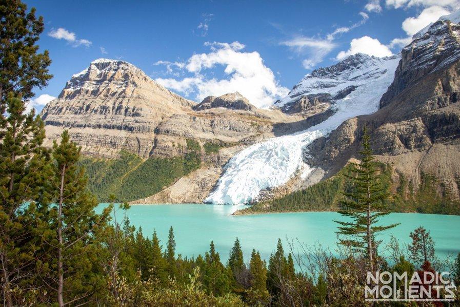 Berg Lake & Glacier