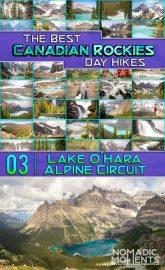 Lake O'Hara Alpine Circuit