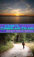 Cumberland Island Guide Cover
