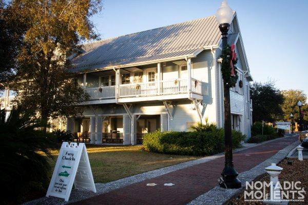 Cumberland Island Guide - Visitor Center