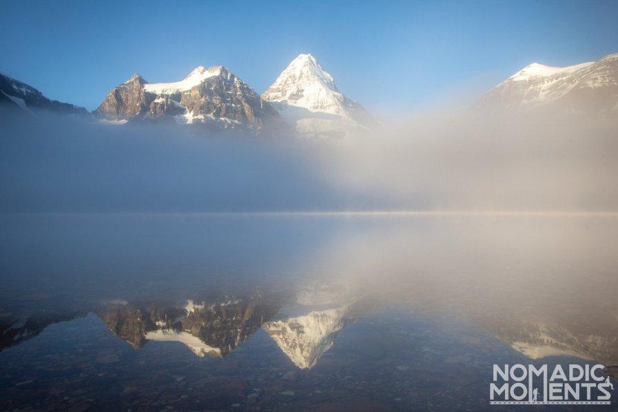 Assiniboine & Magog Fog