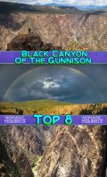 Visiting Black Canyon of the Gunnison Top 8