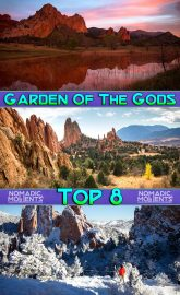 Visiting Garden of the Gods Top 8