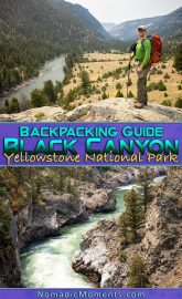 Backpacking the Black Canyon of the Yellowstone Guide