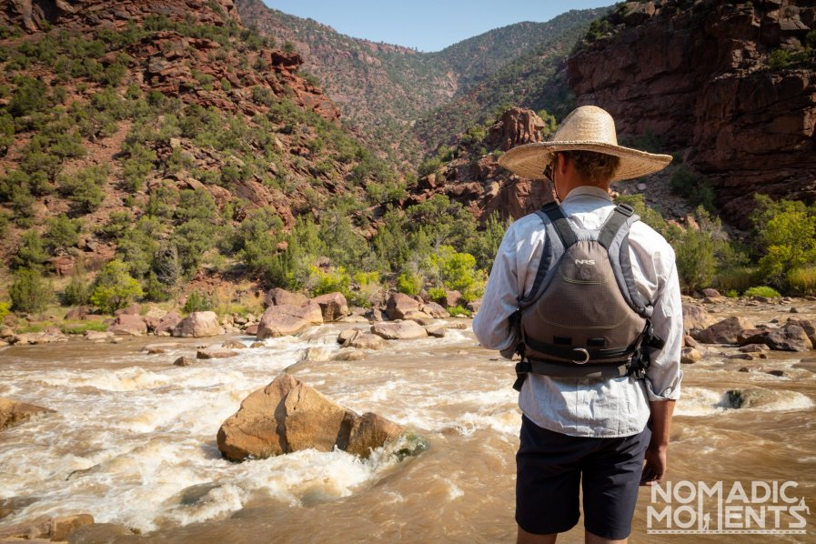 Hell's Half-Mile - Rafting the Gates of Lodore