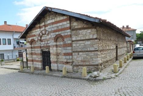 Church of Sveti Teodor in Nesebur, Bulgaria