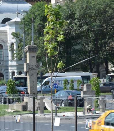Black Cross in Bucharest, Romania