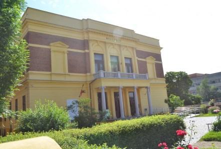 Natural History Museum in Sibiu, Romania